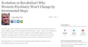 Gary Sidley - Western Psychiatry won't change