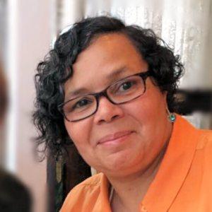 Dr Akima Thomas - feminist activist