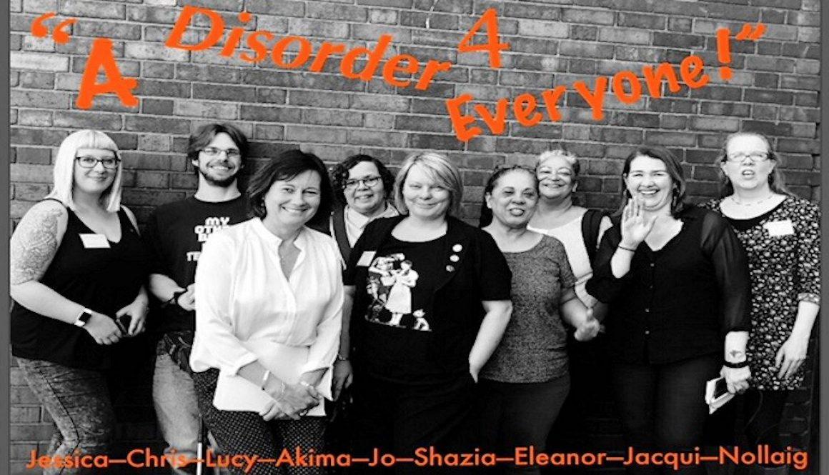 A Disrorder 4 Everyone Birmingham 2018