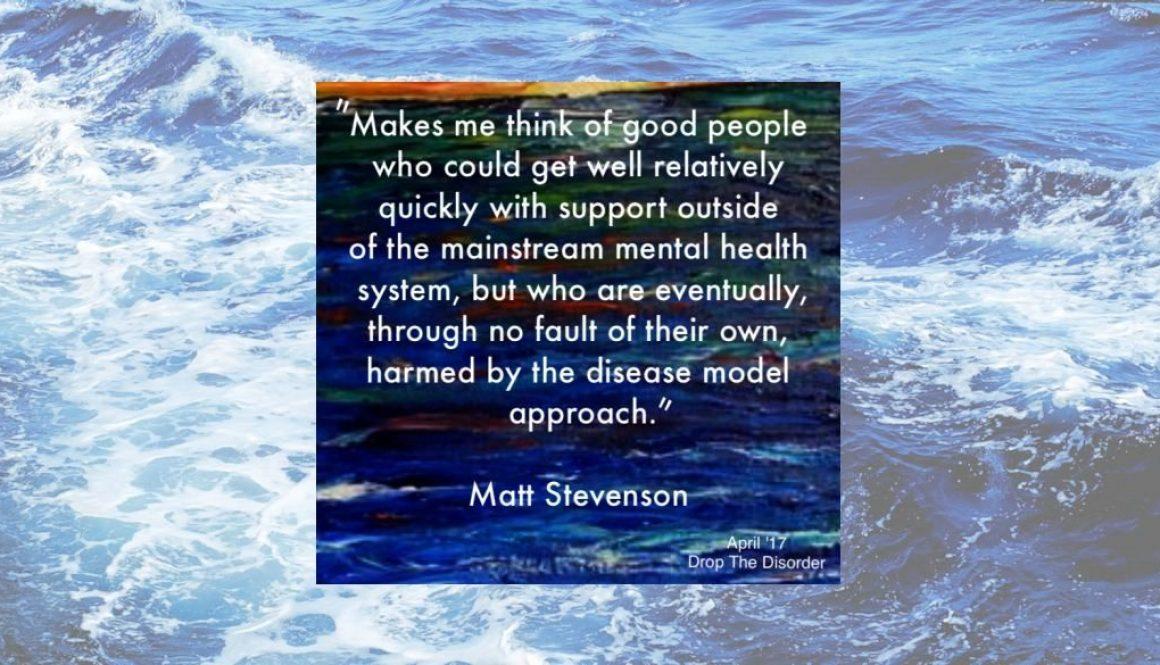 Matt Stevenson - Tribute